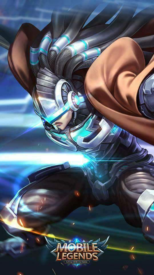 Wallpaper Mobile Legends Alpha