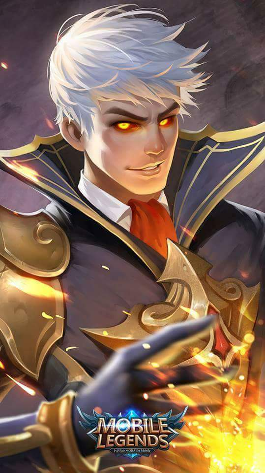 Wallpaper Mobile Legends Alucard