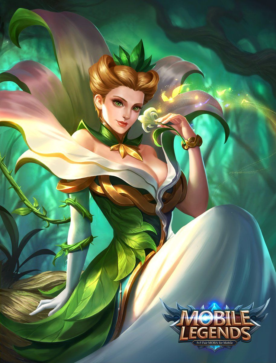 Aurora - Hero Mobile Legends