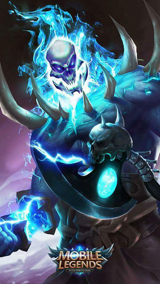 Wallpaper Mobile Legends Balmond