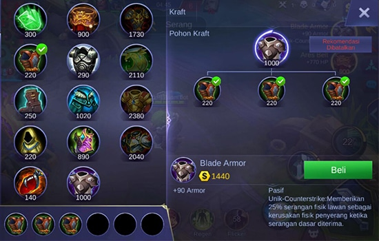 Build Grock Mobile Legends, Set Emblem, dan Guide Terbaiknya 9