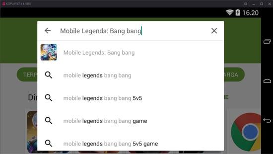 Cara Main Mobile Legends di PC atau Laptop (100% Works) 13