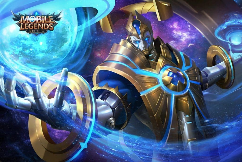 Wallpaper Mobile Legends Estes