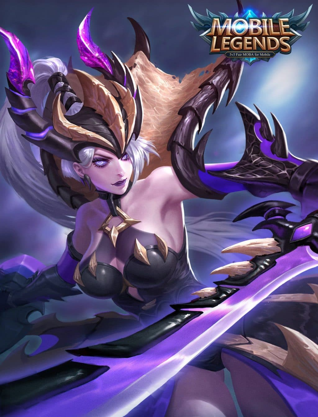 Wallpaper Mobile Legends Freya