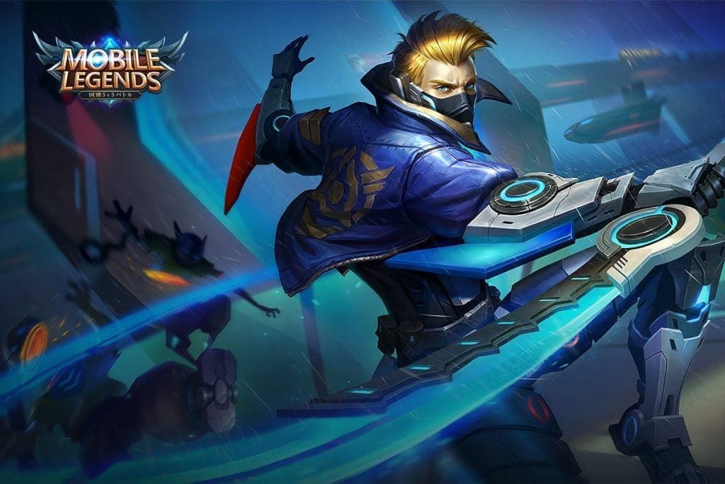 Hayabusa - Hero Mobile Legends