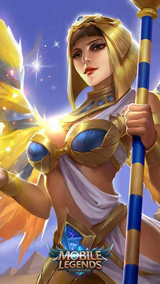 Wallpaper Mobile Legends Rafaela