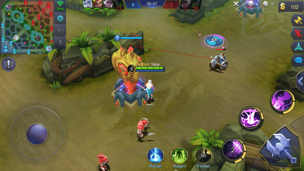 Build Kagura Mobile Legends, Set Emblem dan Guide Terbaiknya 9
