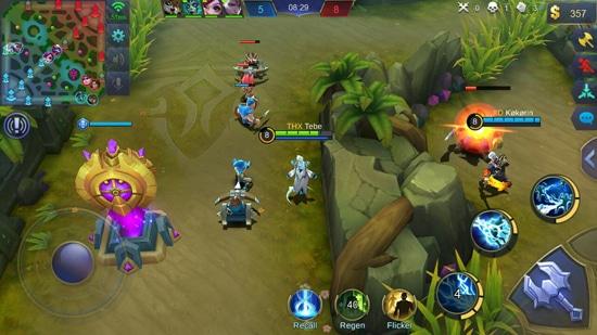 Tips Menggunakan Eudora di Mobile Legends + Build Item Terbaik 9