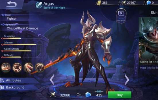 Build Akai Mobile Legends, Set Emblem dan Guide Terbaiknya 9