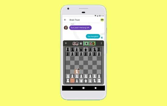 Allo, Aplikasi Chat yang Bisa Bermain 4 Game. Game Apa Aja Ya? 7