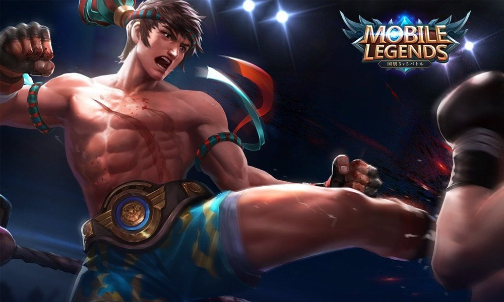 Build Chou Mobile Legends Tersakit [Update 2019] 9