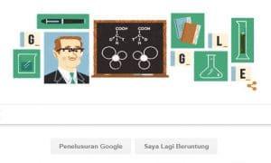 Sir John Cornforth Tampil Sebagai Google Doodle Hari Ini, Siapa Dia ? 4