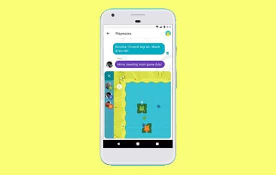 Allo, Aplikasi Chat yang Bisa Bermain 4 Game. Game Apa Aja Ya? 8