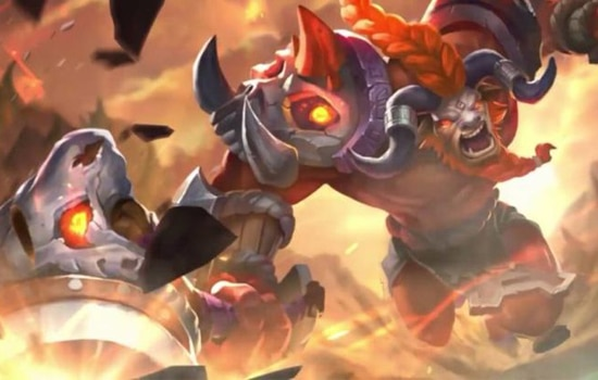 Minotaur - Hero Mobile Legends