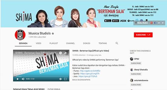 6 YouTuber Indonesia yang Punya 1 Juta Subscriber Tahun Ini! 13