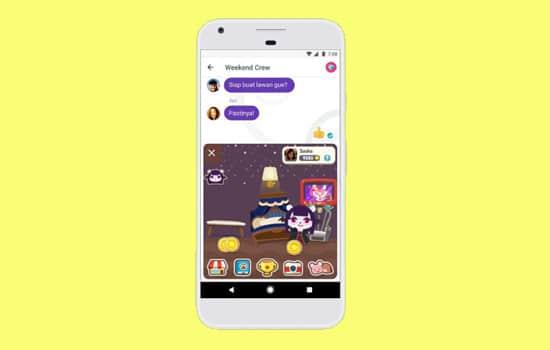 Allo, Aplikasi Chat yang Bisa Bermain 4 Game. Game Apa Aja Ya? 6