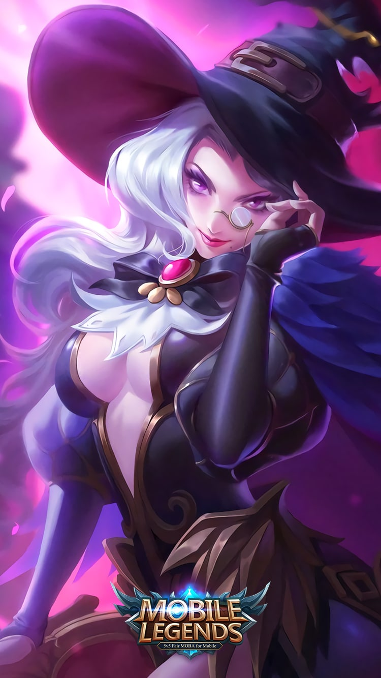 Wallpaper Mobile Legends Alice
