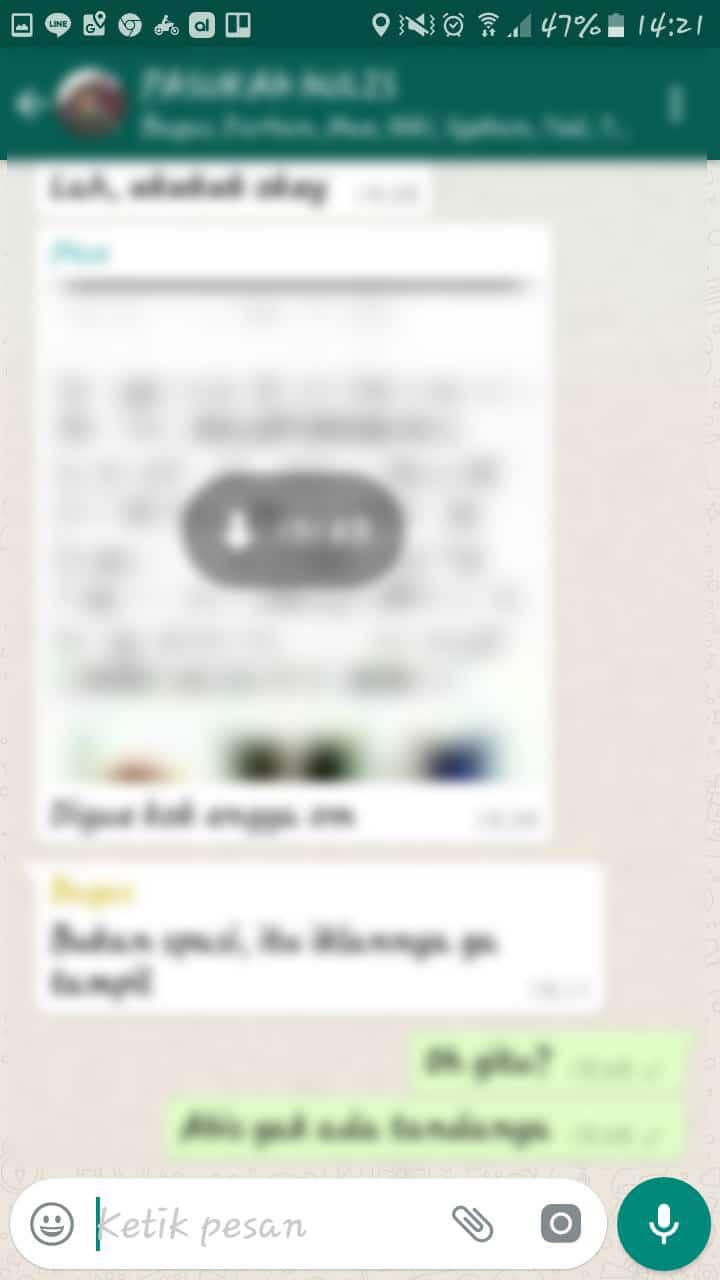 Cara Membuat dan Kirim Gambar GIF di WhatsApp 8