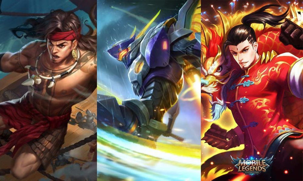 7 Hero Fighter Terkuat di Mobile Legends Beserta Combo-nya 6
