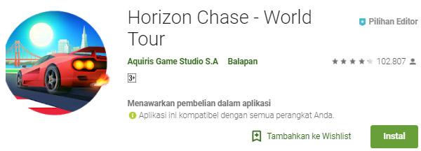Horizon Chase
