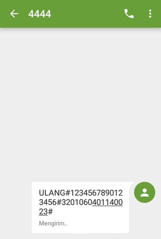 Cara Registrasi Ulang Kartu AXIS Sesuai Peraturan Pemerintah  TipsPintar.com