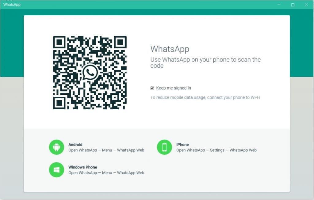 Cara Menggunakan WhatsApp di PC Tanpa Emulator 13