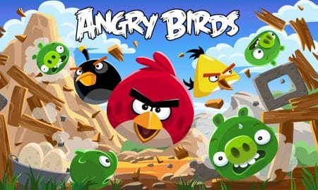 angry birds 1 450x270 - Tech News, featured, Angry Birds - Tahun 2017, Pencipta Angry Birds Raup Keuntungan 470 Miliar