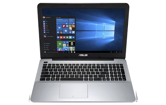 Laptop Gaming Asus X555da
