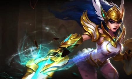 Build Freya Terbaik Full Lifesteal Mobile Legends 24