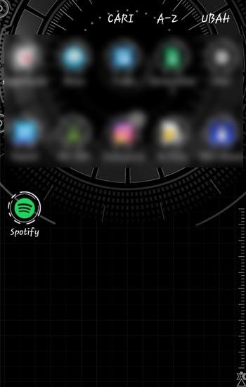Buka Aplikasi Spotify