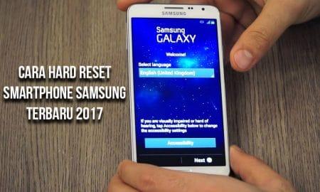 Cara Hard Reset Smartphone Samsung Terbaru 2018 11
