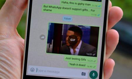cara membuat animasi gif 450x270 - Whatsapp, gif, gambar gif, featured, cara membuat gambar gif, Android - Cara Membuat dan Kirim Gambar GIF di WhatsApp