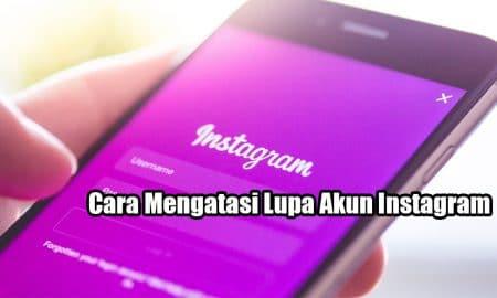 Cara Mengatasi Lupa Akun Instagram di Android 14