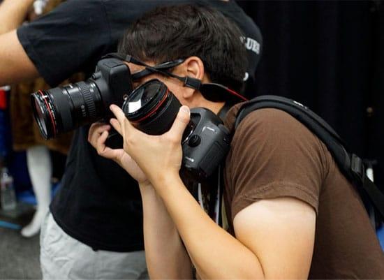 Strap atau Tali Kamera