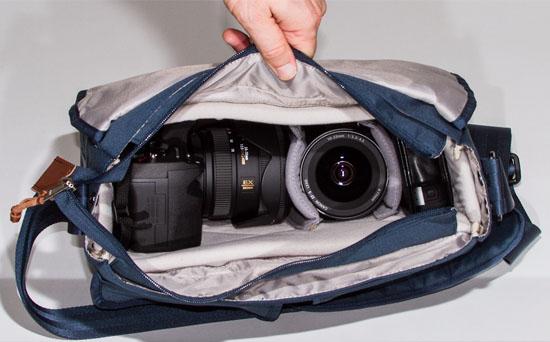 Gunakan Tas Kamera