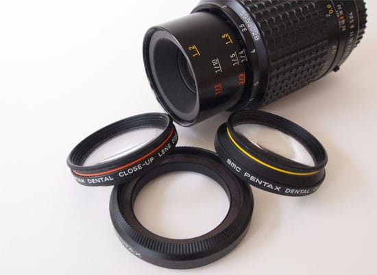 Filter Kamera DSLR