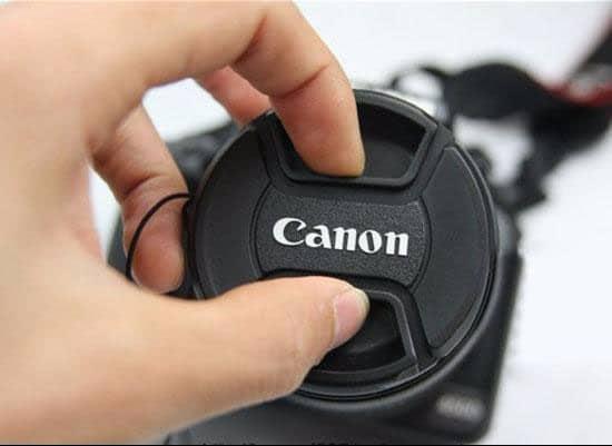 Tutupp Lensa Kamera