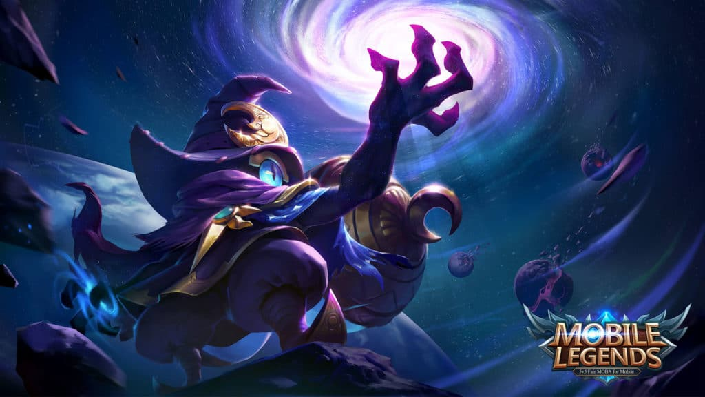 Wallpaper Mobile Legends Cyclops