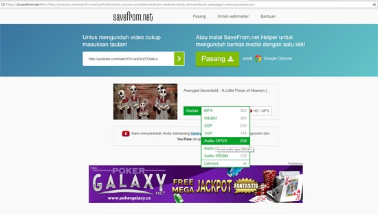 10 Cara Download Lagu YouTube dengan Mudah (100% Legal) 36
