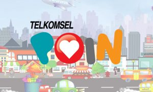 Cara Cel Poin Telkomsel dan Menukarkannya