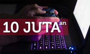 10 Laptop Gaming dengan Harga 10 Jutaan 8