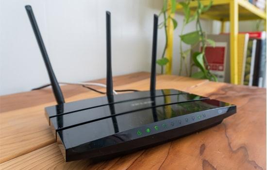 Letakkan Router di Tempat Terbuka