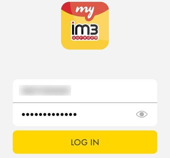 Masukkan Nomor Telepon dan Password