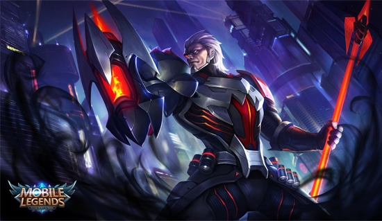 Moskov - Hero Mobile Legends