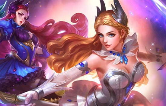 Odette - Hero  Mobile Legends