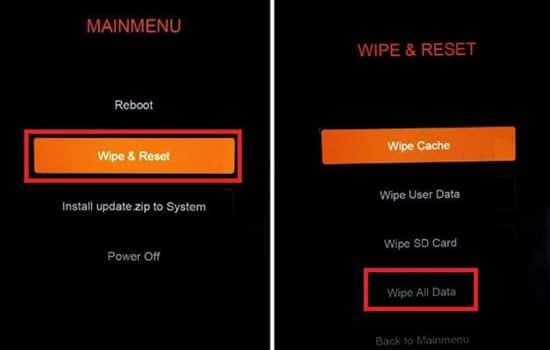 Cara Hard Reset Smartphone Xiaomi Terbaru 11