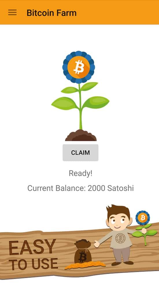 Aplikasi Bitcoin Farm
