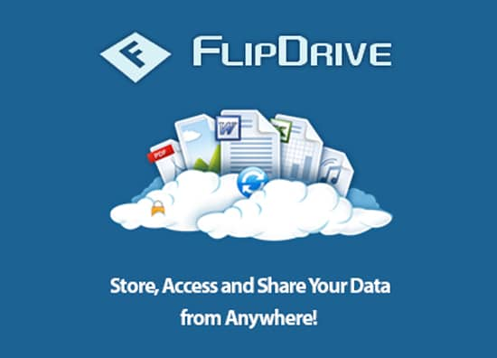 Cloud Storage FlipDrive