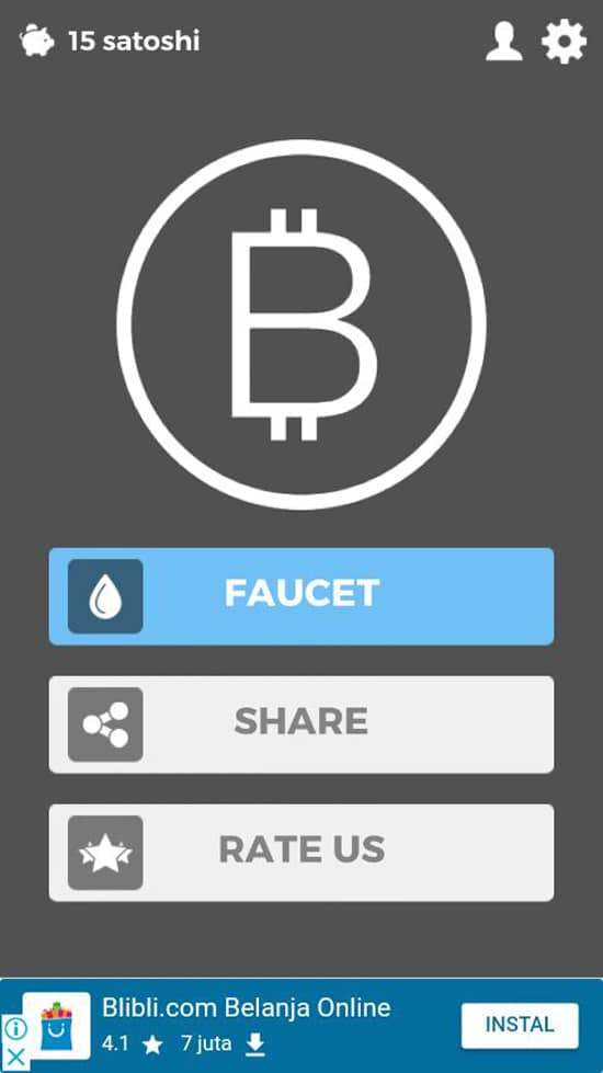 Aplikasi Free Bitcoin