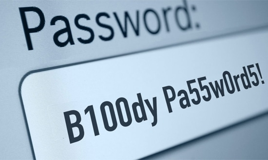 Gunakan Password Unik